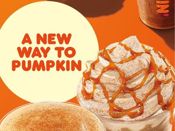 The Story Behind Pumpkin at Dunkin' 2