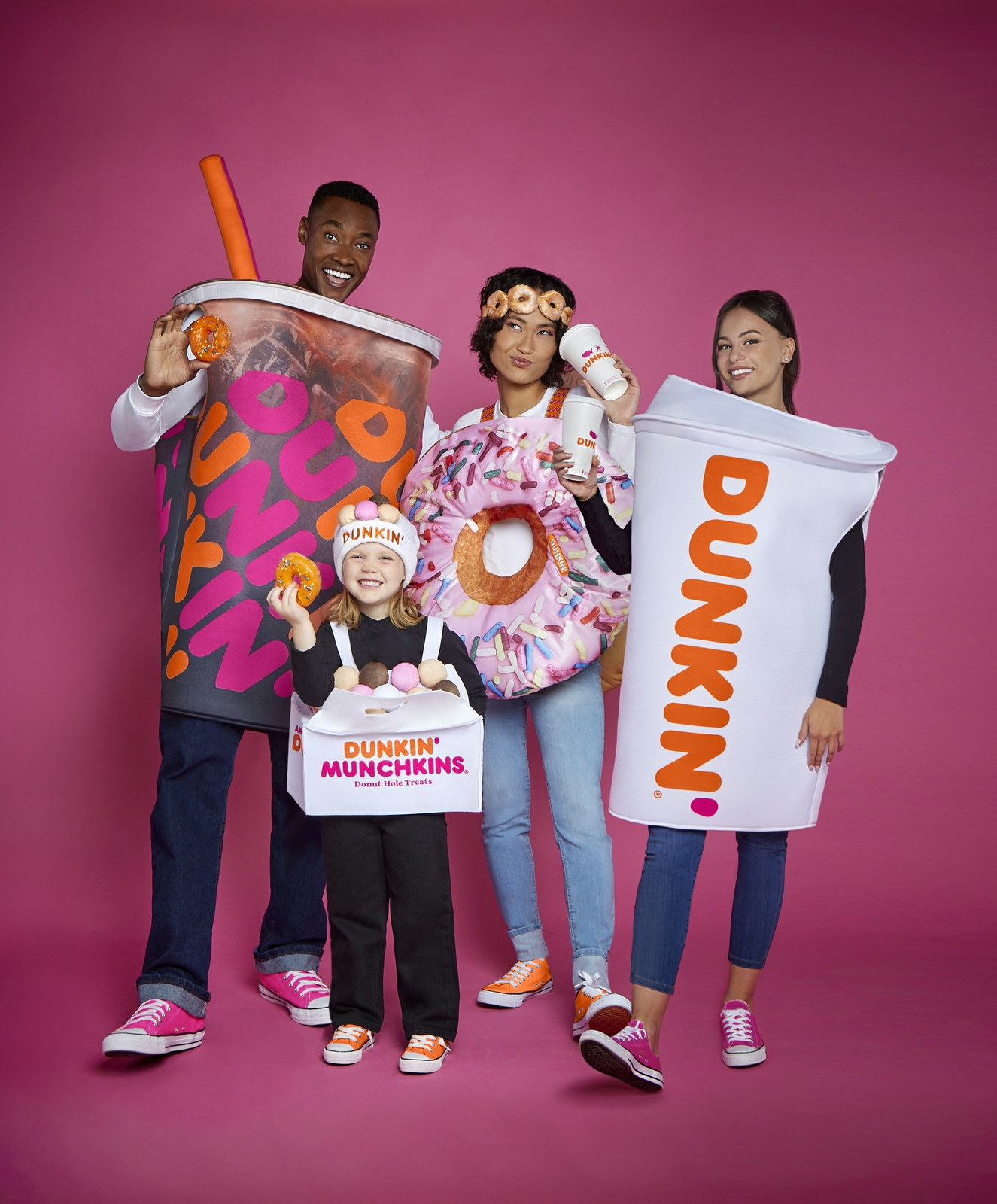 Spirit Halloween and Dunkin' Brew New Lineup of Exclusive Costumes Just in Time for Halloween