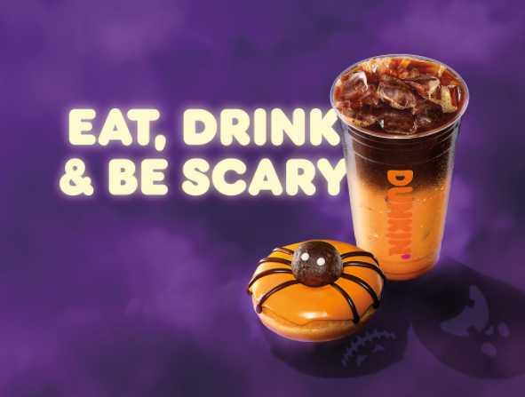 (Trick-or-) Treat Yourself to a New Peanut Butter Cup Macchiato at Dunkin'