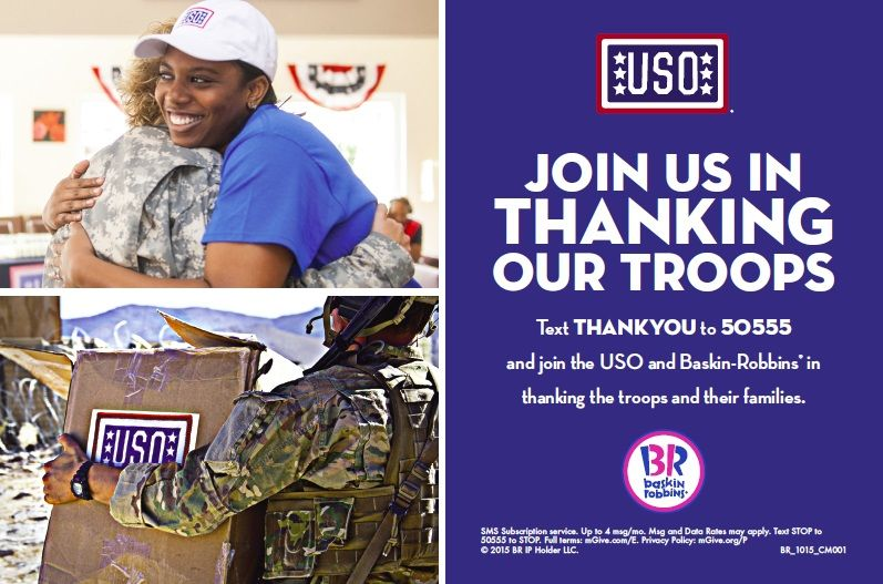 USO Banner