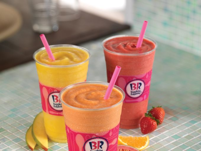 Smoothie Lineup