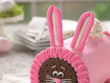 BR Bunny Roll Cake