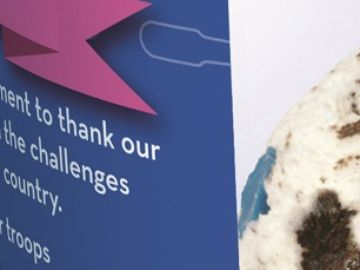 BASKIN-ROBBINS INTRODUCES PATRIOTIC NEW OREO® INDEPENDENCE ICE CREAM FLAVOR