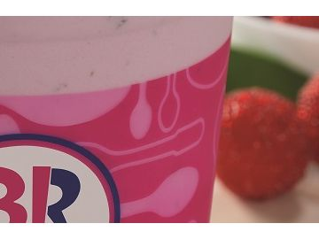 BASKIN-ROBBINS LAUNCHES BETTER-FOR-YOU SUPER YUMBERRY GREEK FROZEN YOGURT JUST IN TIME FOR SUMMER