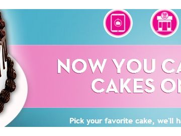 BASKIN-ROBBINS LAUNCHES ONLINE CAKE ORDERING NATIONWIDE