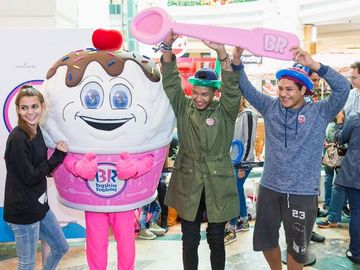 Celebrating 20,000 Dunkin' Donuts and Baskin-Robbins Restaurants Worldwide