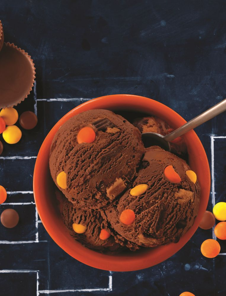 Baskin-Robbins Shoots and Scores with New March Flavor of the Month,  REESE'S® 3-Pointer