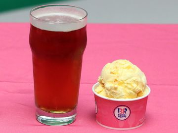 Baskin-Robbins Says Cheers to Dads and Summer with New Ice Cream and Beer Pairings