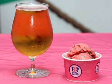 Watermelon Splash Ice and Summer Ale