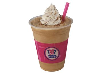 Baskin-Robbins Blasts into the Fall Season with First-Ever Free National Sampling of Cappuccino Blast® on September 22