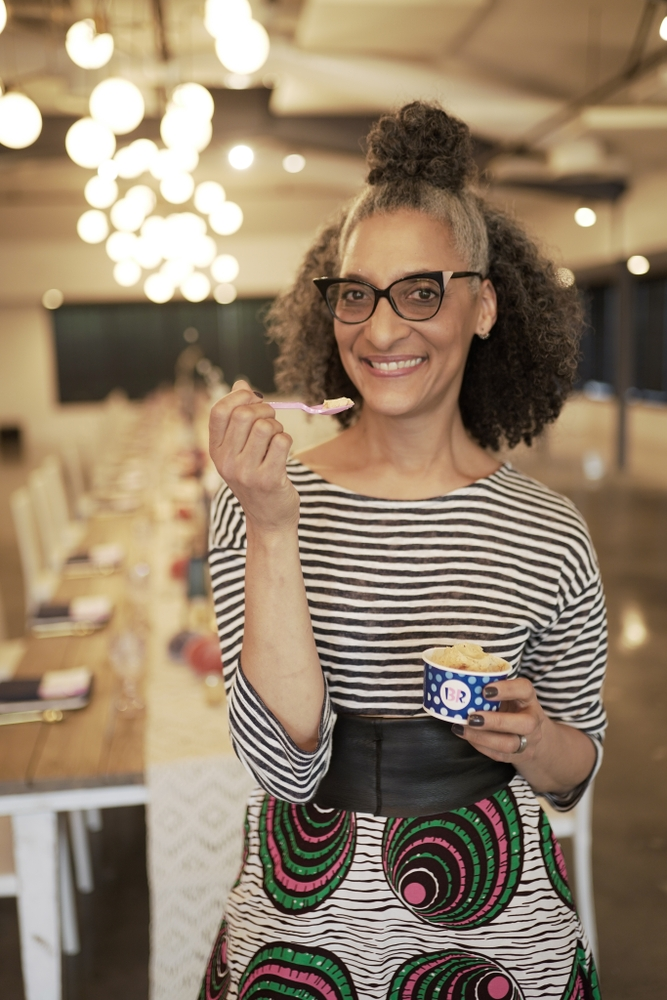 A Friendsgiving Feast with Baskin-Robbins and Carla Hall