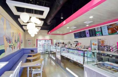 "Baskin-Robbins Unveils Next Generation ""Moments"" Store Design"