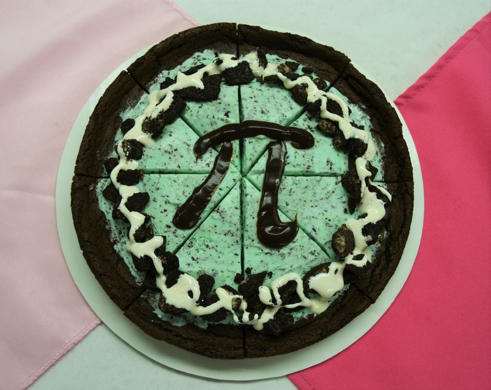 Happy Pi Day from Baskin-Robbins!