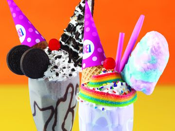 Baskin-Robbins Shakes Up National Ice Cream Day with Launch of  New Freak Shakes