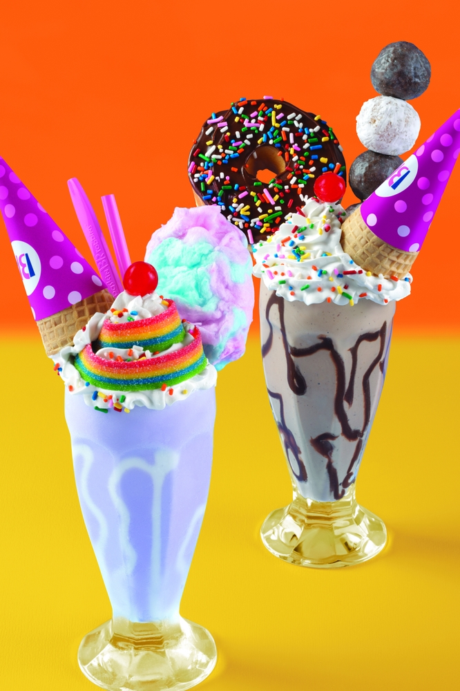 Introducing Freak Shakes for National Ice Cream Month!
