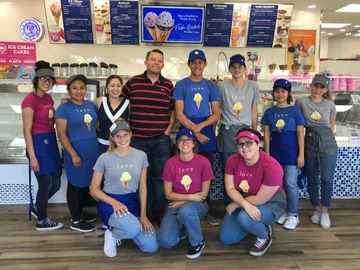 We Just Opened the World's 8,000th Baskin-Robbins Location!