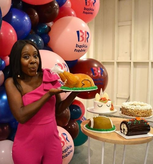 Survive the Holidays with Sweet Advice from Baskin-Robbins and Etiquette Expert, Elaine Swann