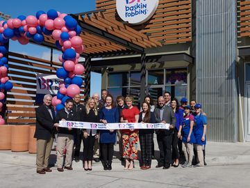The Lone Star State Ushers in New Chapter of Baskin-Robbins History