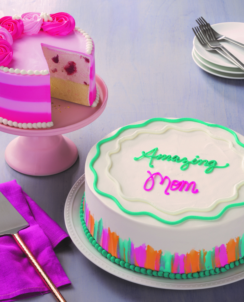 Baskin-Robbins' Guide to an Amazing Mother's Day