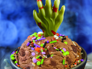 Baskin-Robbins' October Offerings Are Terrifyingly Tasty