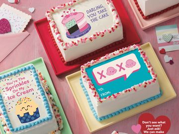 Move Over Cupid, Baskin-Robbins is Stealing Hearts this Month