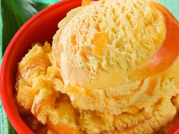 Baskin-Robbins Celebrates Spring with a Taste of Tropical Bliss: March's Flavor of the Month, Triple Mango