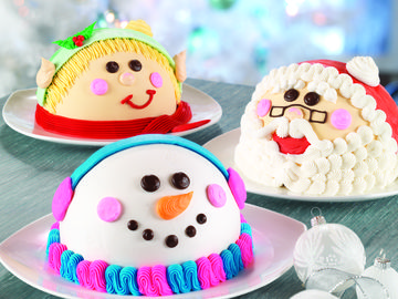 The Ultimate Baskin-Robbins Holiday Cake Guide