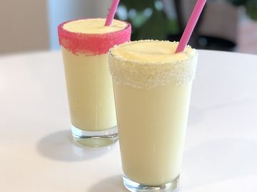 This Triple Mango Margarita Recipe is the Perfect Cinco de Mayo Treat