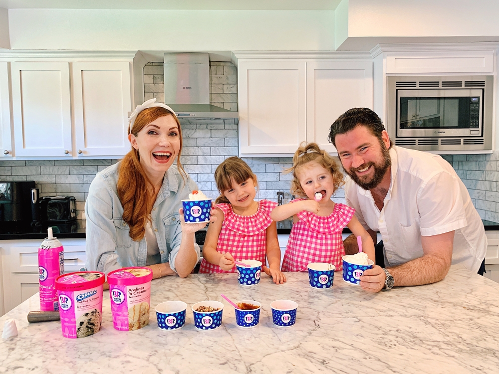 "DIY Baskin-Robbins Sundae Kits Make Every Day ""Sundae Funday"""