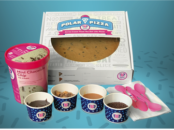Try A New At-Home Project with DIY Polar Pizza® Kits from Baskin-Robbins