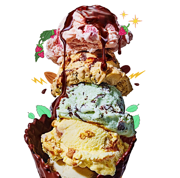 Here Are the Top Baskin-Robbins Ice Cream Flavors from Eleven Countries Across the Globe