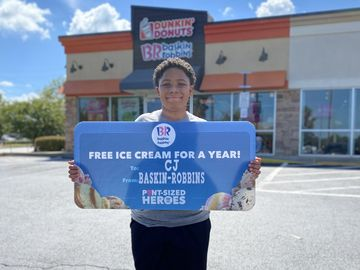 Meet Pint-Sized Hero CJ Matthews from Atlanta, Georgia
