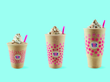 Baskin-Robbins' Cappuccino Blast Value Offer Will Please Your Taste Buds and your Wallet