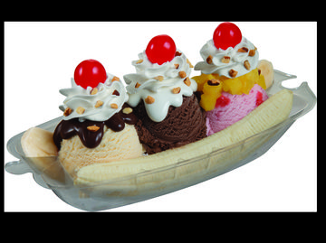 Celebrate National Banana Split Day with a Classic Baskin-Robbins Treat