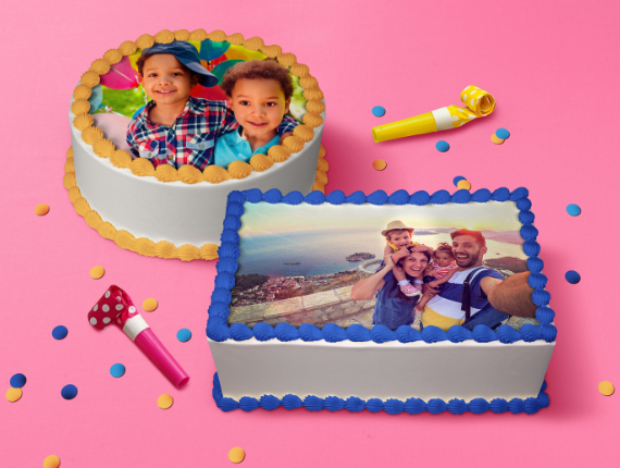 How to Order a Baskin-Robbins PhotoCake® for Your Next Celebration