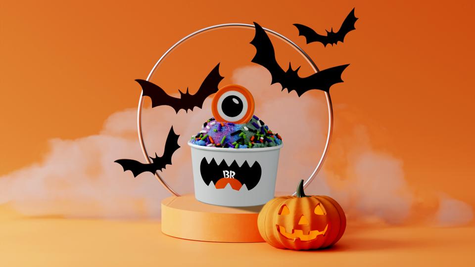 Treats Over Tricks – Get Your Baskin-Robbins Halloween Fix