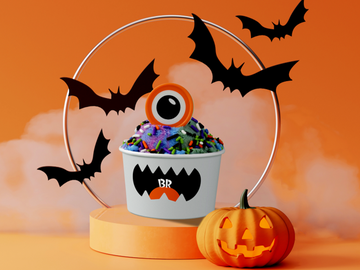 Treats Over Tricks – Get Your Baskin-Robbins Halloween Fix