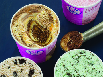 Kick-Off Your Weekend with Baskin-Robbins