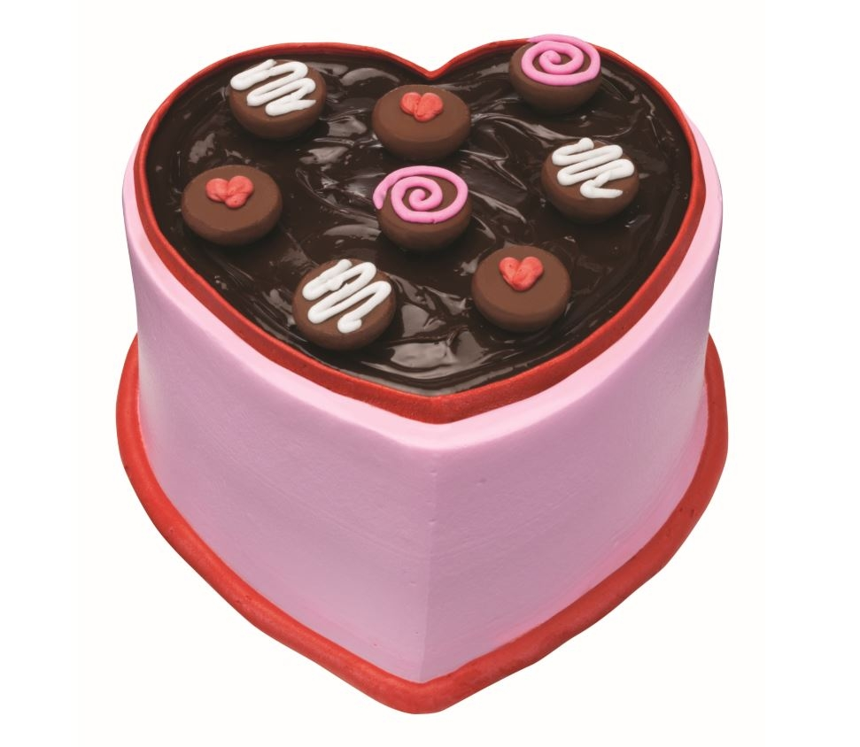 Win Over Hearts This Valentine's Day with Baskin-Robbins' New Box of Chocolates Ice Cream Cake and February Offerings