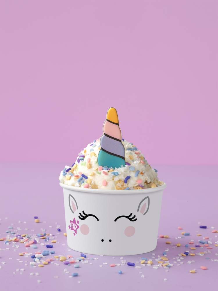 Sprinkle in Some Baskin-Robbins Magic this National Unicorn Day