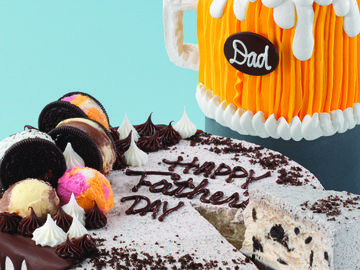 How to Celebrate Dad with Baskin-Robbins this Father's Day