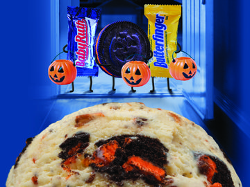 The Story Behind Baskin-Robbins' October Flavor of the Month, Trick OREO® Treat