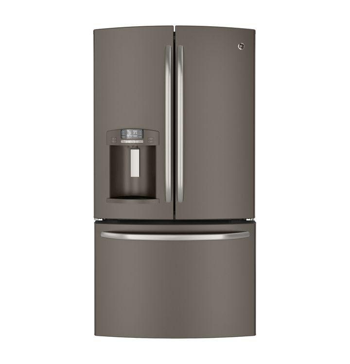 Slate French-Door Refrigerator (Model GFE29HMDES)