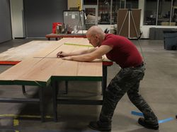 Building The Louisville Table
