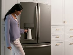 For GE Appliances and Pfister®, a New Finish is Just the Beginning