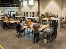 The Business of Making Things: FirstBuild™ Microfactory Opens in Louisville, Ky.