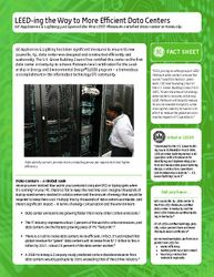LEED-ing the Way to More Efficient Data Centers