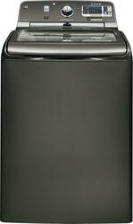 GE High-Efficiency Topload Washer