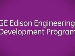 GE Edison Engineering Development Program