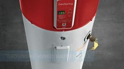 GeoSpring™ Hybrid Water Heater: How It Works